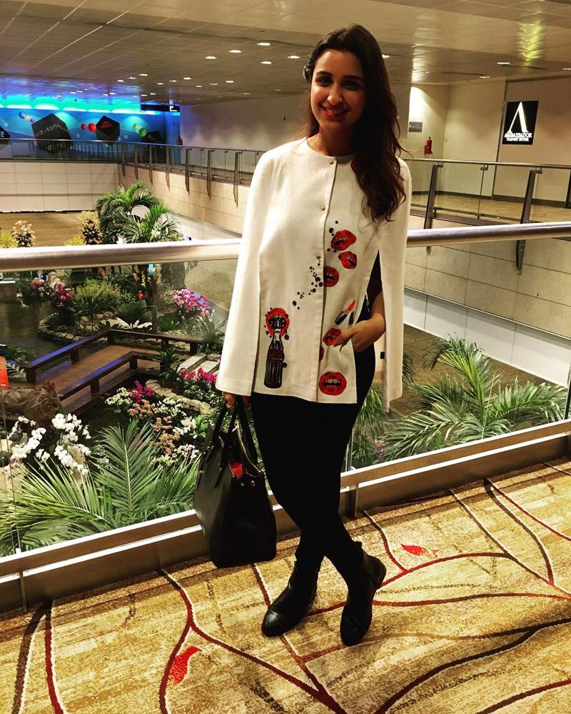 These photos of Parineeti Chopra's Australian Vacation will make you so envious!-Parineeti 1
