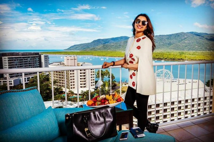 These photos of Parineeti Chopra's Australian Vacation will make you so envious!