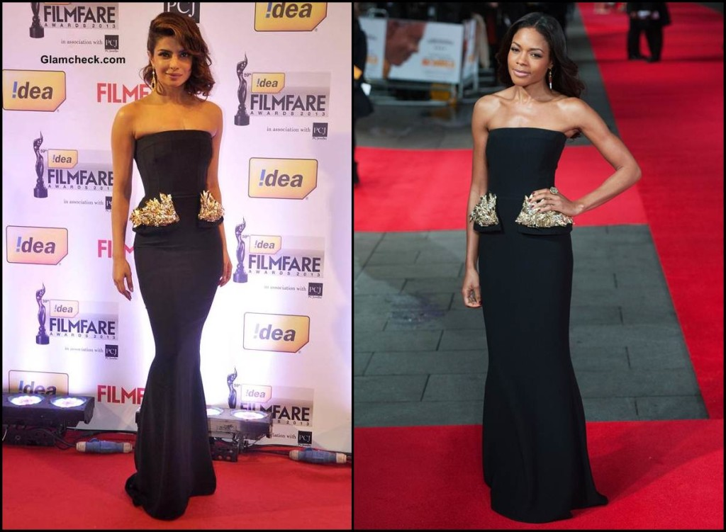 Bollywood Vs Hollywood- Who pulled off these dresses better?- Priyanka-Naomie