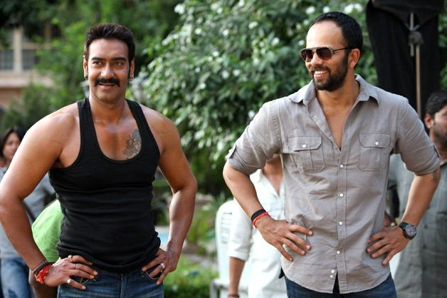Rohit Shetty and Ajay Devgn to start shooting for Golmaal 4 this year
