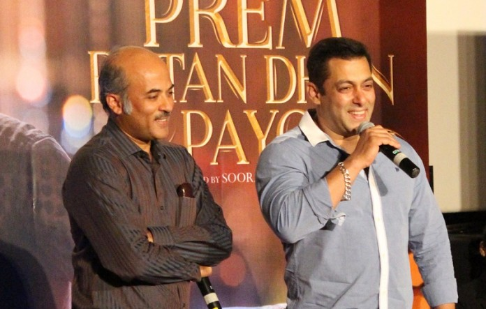 Salman Khan in Sooraj Barjatya's next flick as 'Prem' but with a twist!-Salman-Sooraj
