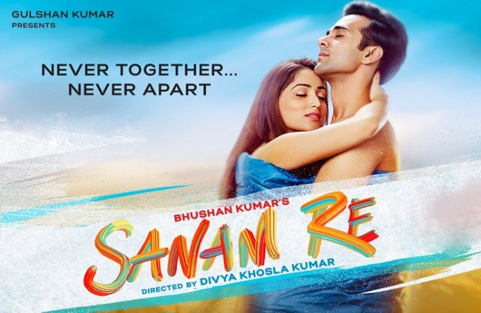 Sanam Re starring Pulkit Samrat, Yami Gautam and Urvashi Rautela