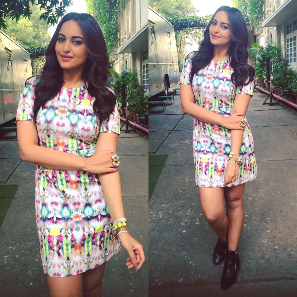 6 Sonakshi Sinha Approved Dresses that you need to add to your wardrobe ASAP!- Sonakshi 1