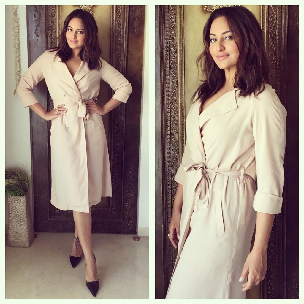6 Sonakshi Sinha Approved Dresses that you need to add to your wardrobe ASAP!- Sonakshi 5