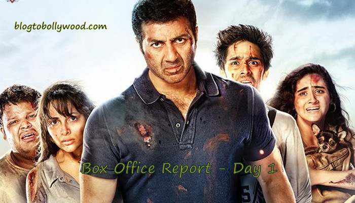 Ghayal Once Again 1st Day Collection – Low Opening Day At The Domestic Box Office