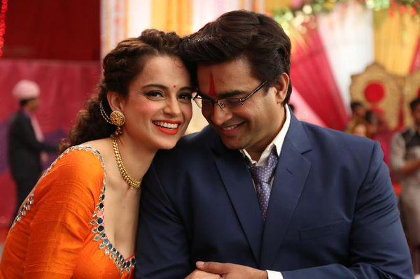 Kangana Ranaut deserved an award for Tanu Weds Manu Returns: R. Madhavan