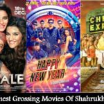 Top 10 Highest Grossing Movies Of Shahrukh Khan - Biggest Blockbusters Of SRK