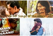 Top 10 Bollywood Songs of the Week | 08-Feb-2016 to 14-Feb-2016