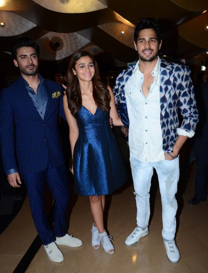 We Couldn't Take Our Eyes Off Of Kapoor And Sons Star Cast