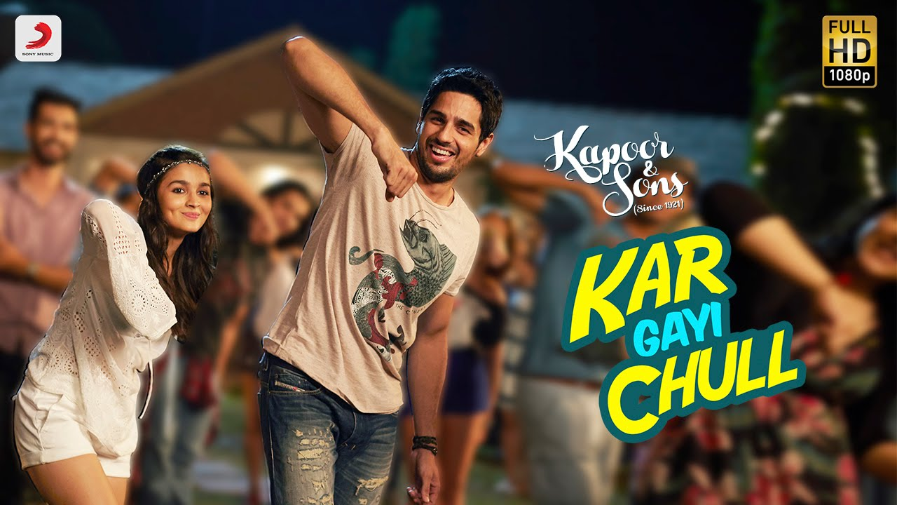 Alia Bhatt totally owns the trippy song 'Kar Gayi Chull' from Kapoor & Sons!