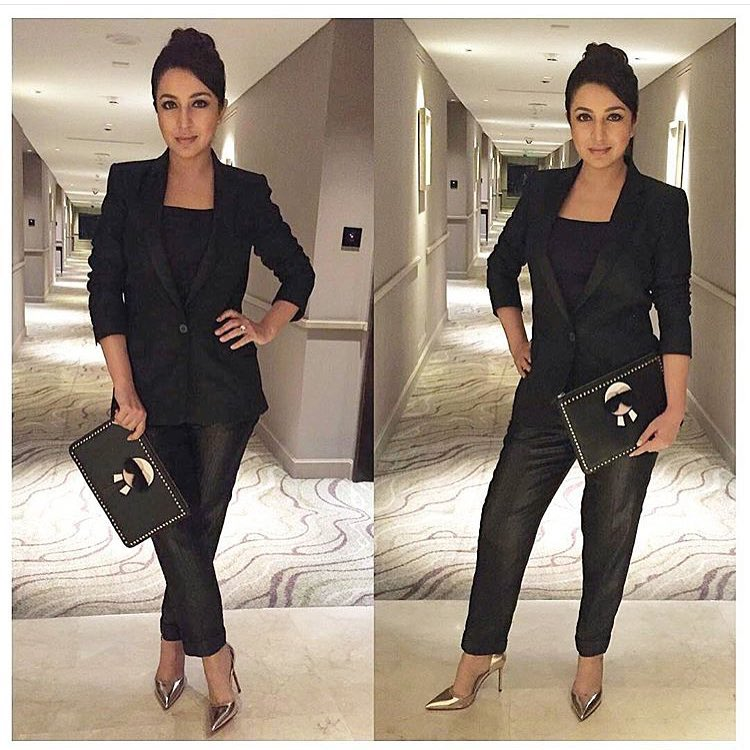 Tisca Chopra at Nykaa Awards 2016