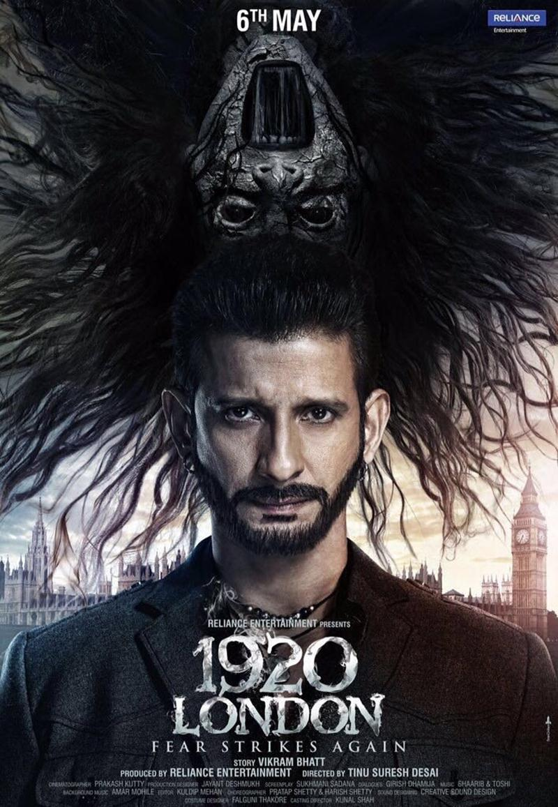 Fear Strikes Again! First look of 1920 London featuring Sharman Joshi is here- 1920 London
