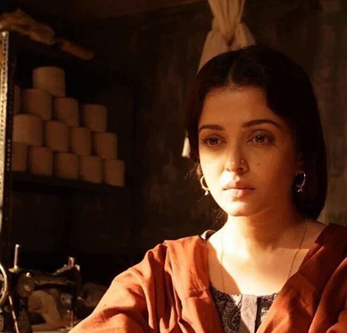 Check out the poignant first poster of Sarbjit featuring Aishwarya Rai Bachchan!