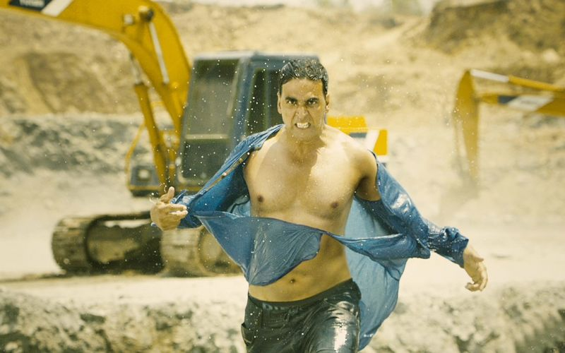 5 Proofs why Akshay Kumar is the Most Versatile Actor of Bollywood- Akshay kumar's action