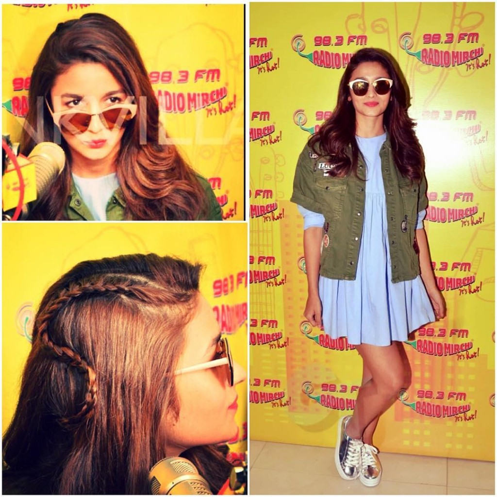 Fashion Diaries: Alia Bhatt, Sidharth Malhotra and Fawad Khan during Kapoor & Sons promotions- Alia 2