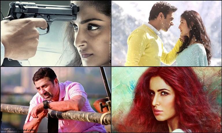 Bollywood Box Office Report February 2016: Sanam Re Hit, Neerja Super hit