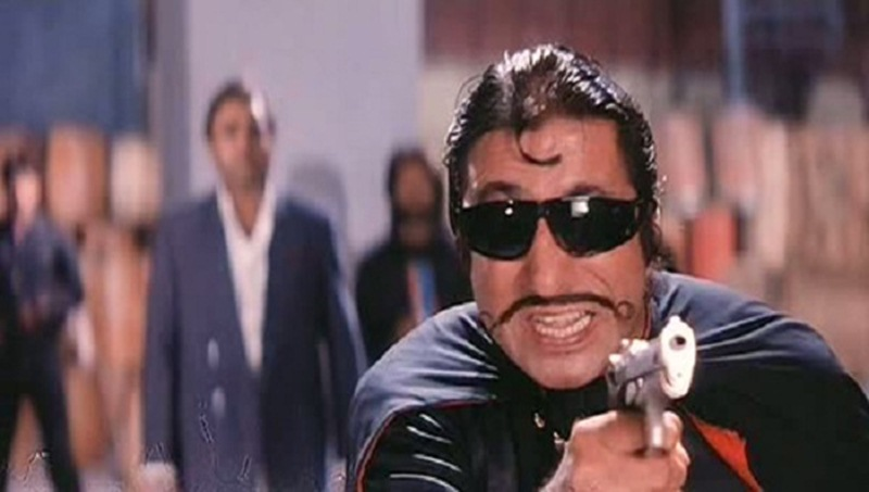 10 Most Iconic Bollywood Characters- Crime Master Gogo