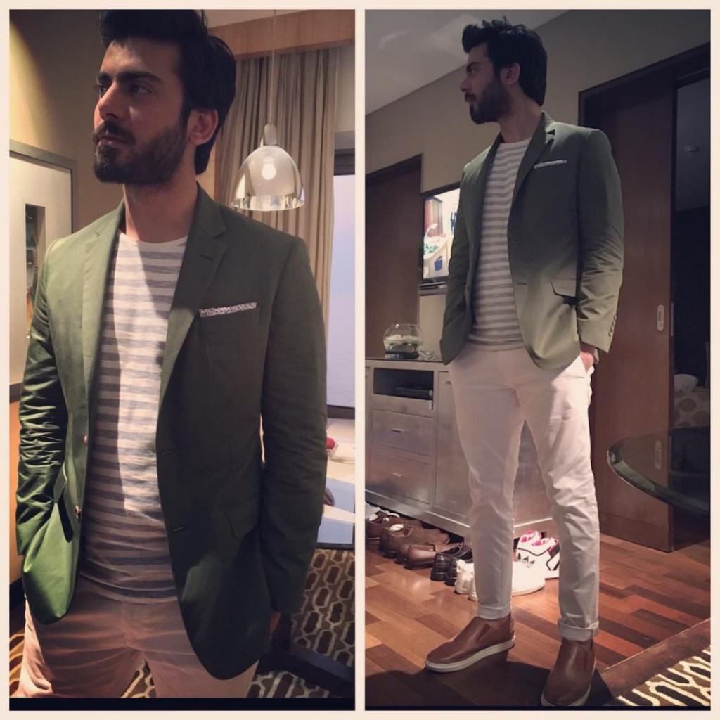 Fashion Diaries: Alia Bhatt, Sidharth Malhotra and Fawad Khan during Kapoor & Sons promotions- Fawad 2