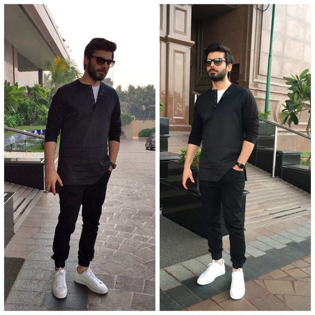 Fashion Diaries: Alia Bhatt, Sidharth Malhotra and Fawad Khan during Kapoor & Sons promotions- Fawad 3