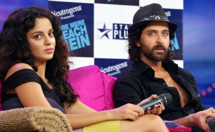 Things Getting Ugly | Hrithik Roshan and Kangana Ranaut slap a legal notice on each other