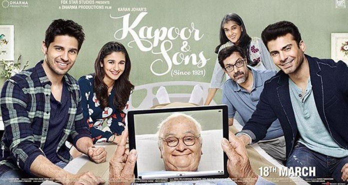 5 Reasons to Go and Watch Kapoor & Sons this Weekend