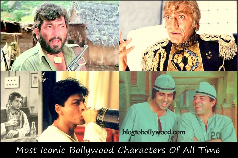 10 Most Iconic Bollywood Characters Of All Time