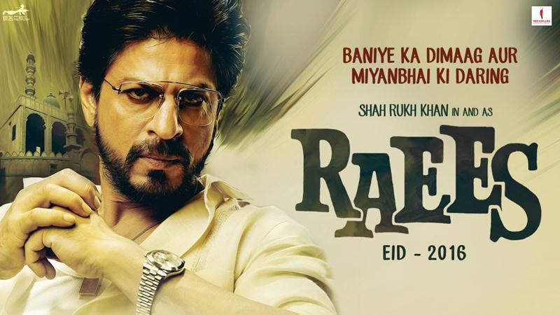 Raees Update: SRK's Raees runs for 3.5 hours in the First Rough Edit