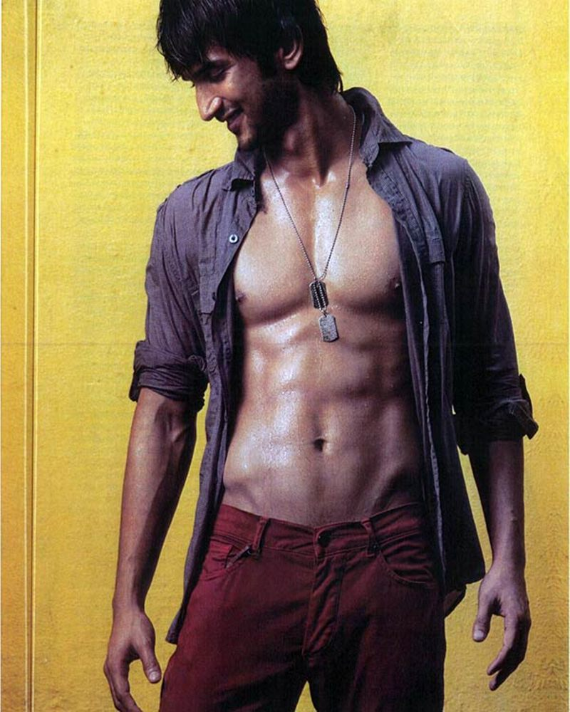 10 Scorching Hot Pics of Sushant Singh Rajput That Will Give You All The Right Feels!- Sushant Shirtless Again