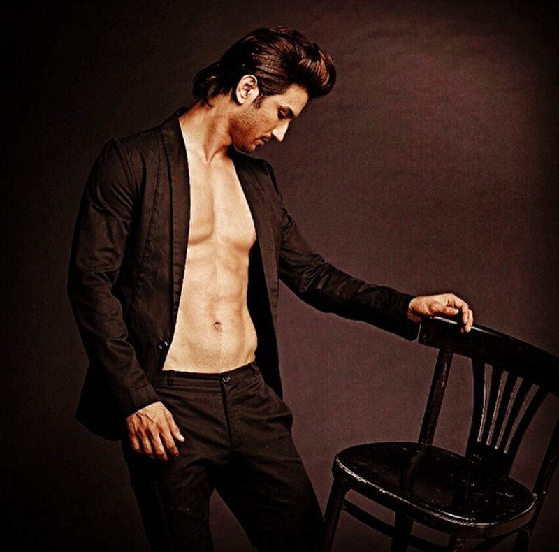 10 Scorching Hot Pics of Sushant Singh Rajput That Will Give You All The Right Feels!- Sushant Shirtless