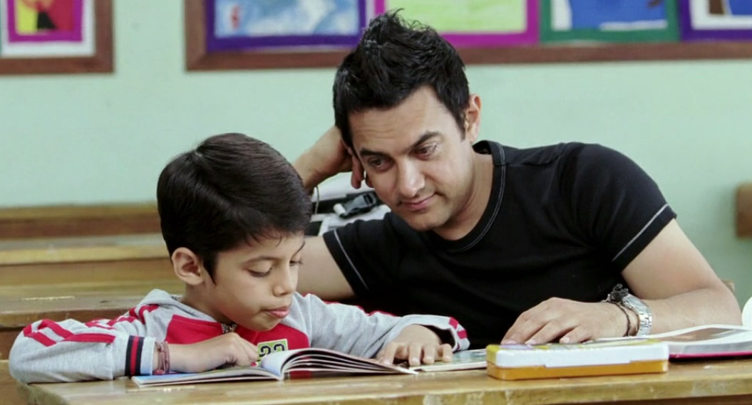 Top 10 Movies Of Aamir Khan - Tare Zameen Par