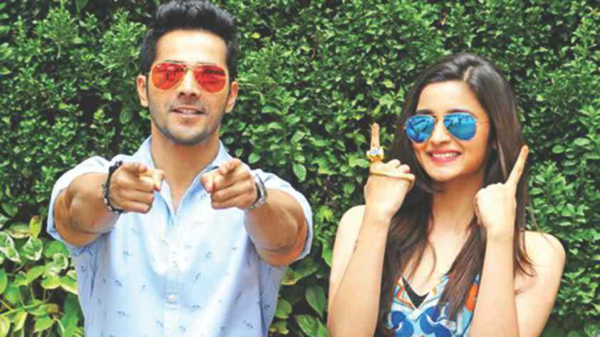 Varun Dhawan and Alia Bhatt to reunite for 'Badrinath Ki Dulhania'