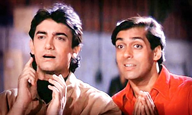 Top 10 Movies Of Aamir Khan - Andaaz Apna Apna