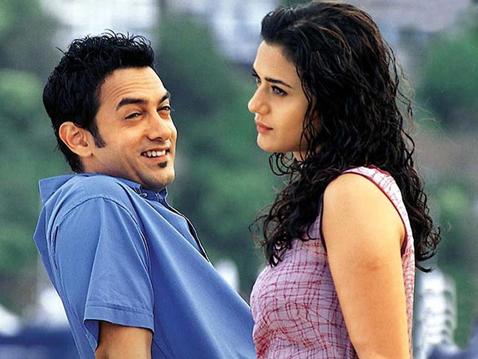 Top 10 Movies Of Aamir Khan - Dil Chahta hai
