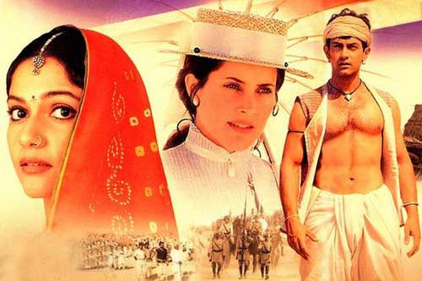Top 10 Movies Of Aamir Khan - Lagaan