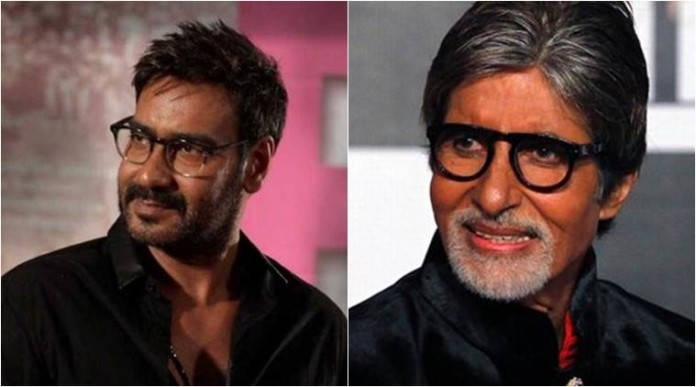 Amitabh Bachchan and Ajay Devgn To Team Up Again After Aarakshan