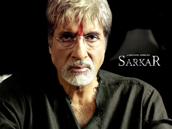 Amitabh Bachchan and Ram Gopal Varma Reunites For Sarkar 3