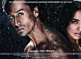 Baaghi First Day Collection Report   Off To A Good Opening