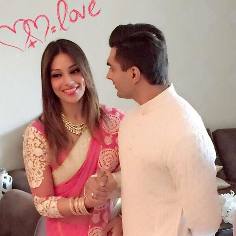 And the Celebrations have begun | Pictures of Bipasha Basu and Karan Singh Grover inside- Bips and Karan 4