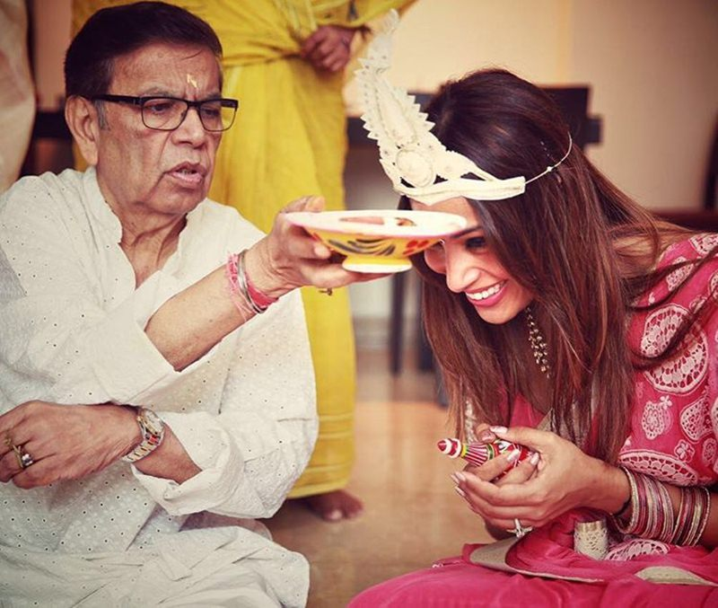And the Celebrations have begun | Pictures of Bipasha Basu and Karan Singh Grover inside- Bips and Pops