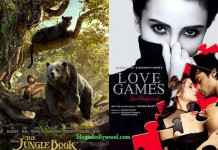 Love Games and The Jungle Book Box Office Prediction
