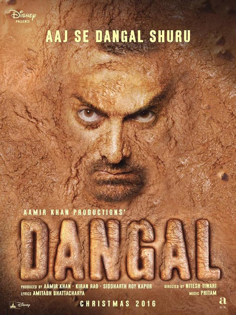 Fan Vs Raees Vs Dangal: Which movie has a better first look?- Dangal First Look