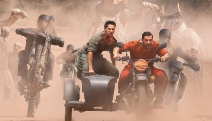Dishoom trailer to release with Housefull 3, won't clash with Raees