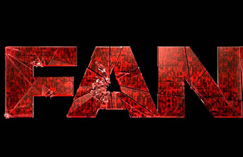 5 Interesting Facts about Shah Rukh Khan's Fan- Fan Logo