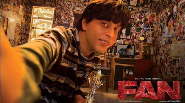 Top Grossers Of Bollywood 2016 - SRK's Fan at no. 2