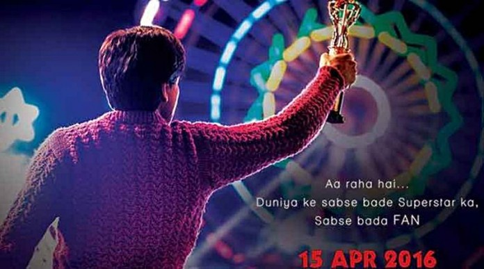 Interesting Facts about Shah Rukh Khan's Fan- Fan Poster