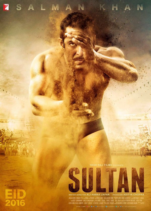 First Look Poster of Sultan