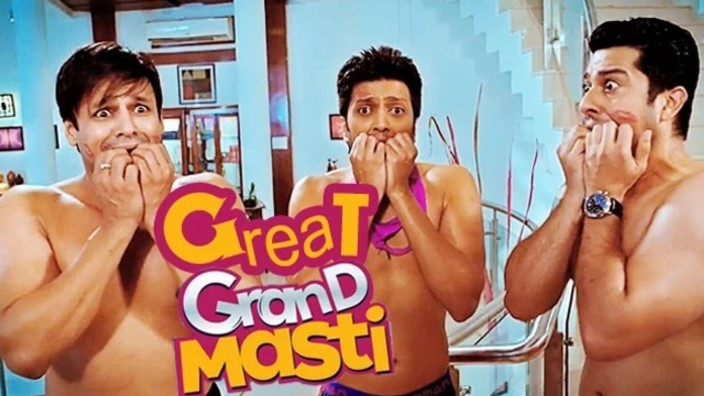 Great Grand Masti Release Date | The Third Installment of Masti Will Release On 22 July 2016