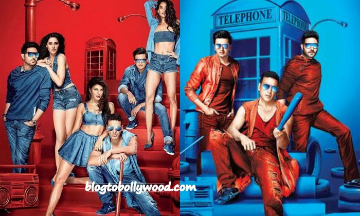Housefull 3 First Look Posters Out | Get Set For Triple The Fun This Time
