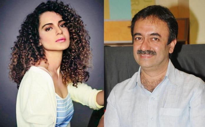Kangana Ranaut will play a comedian in Rajkumar Hirani's next