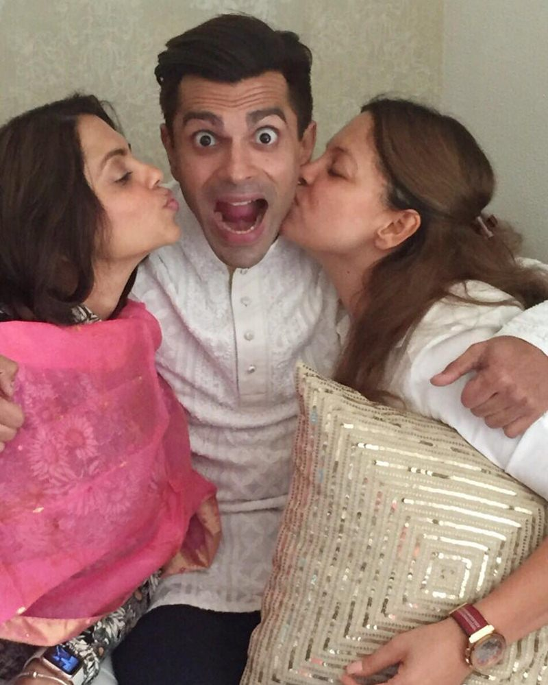 And the Celebrations have begun | Pictures of Bipasha Basu and Karan Singh Grover inside- Karan 2